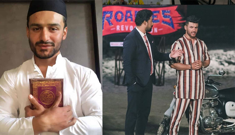 "After Sana Khan, Roadies Contestant Saqib Khan Quits Showbiz: ""It Was Going Against My Tenets Of Islam"""