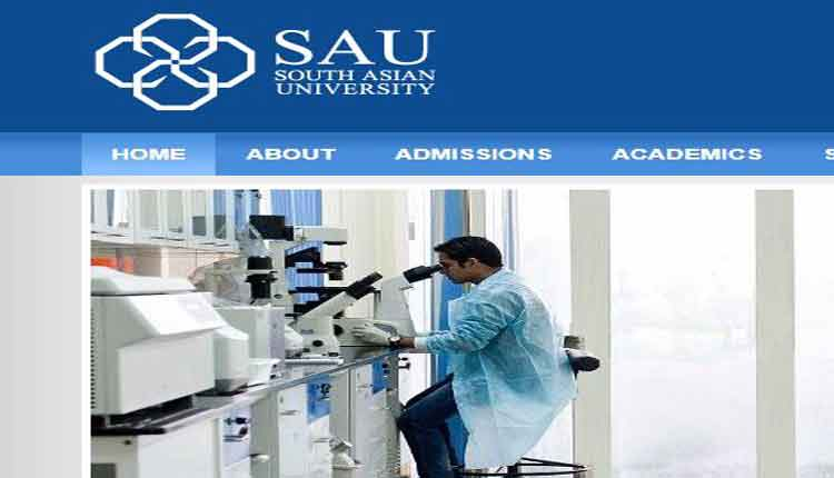 South Asian University Recruitment: Apply For Teaching, Non-Teaching Posts Before April 30